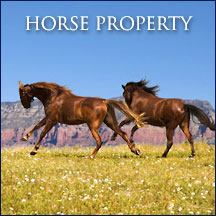 Sedona Arizona horse properties