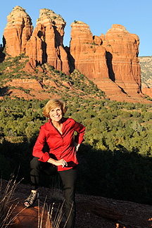 Call Lee Congdon for your Sedona Arizona real estate needs at 928-300-5050