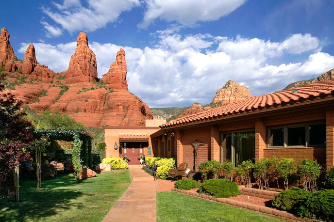 Cornville az pictures posters news and videos on your for Sedona luxury cabins
