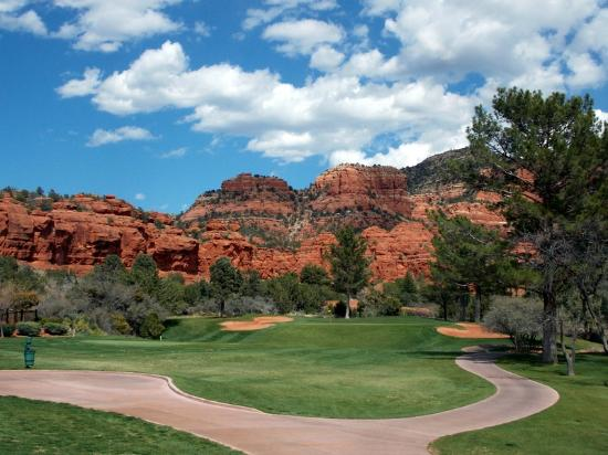 golf courses Sedona