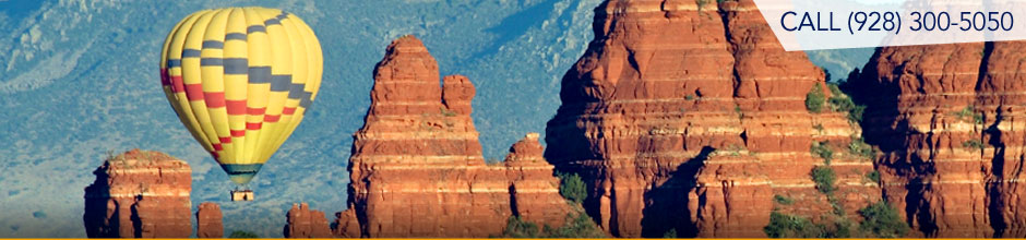 Rave reviews for Sedona Realtor Lee Congdon, Ph.D.