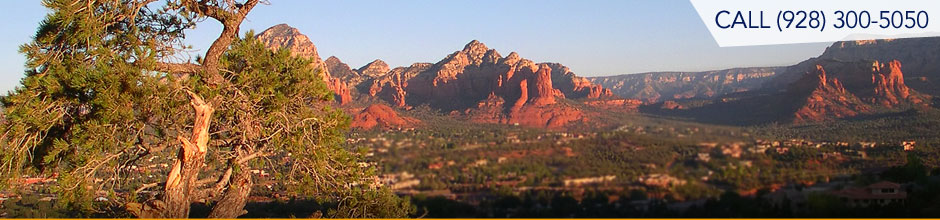 West Sedona AZ Real estate - the 'close the everything' neighborhood of Sedona Arizona.
